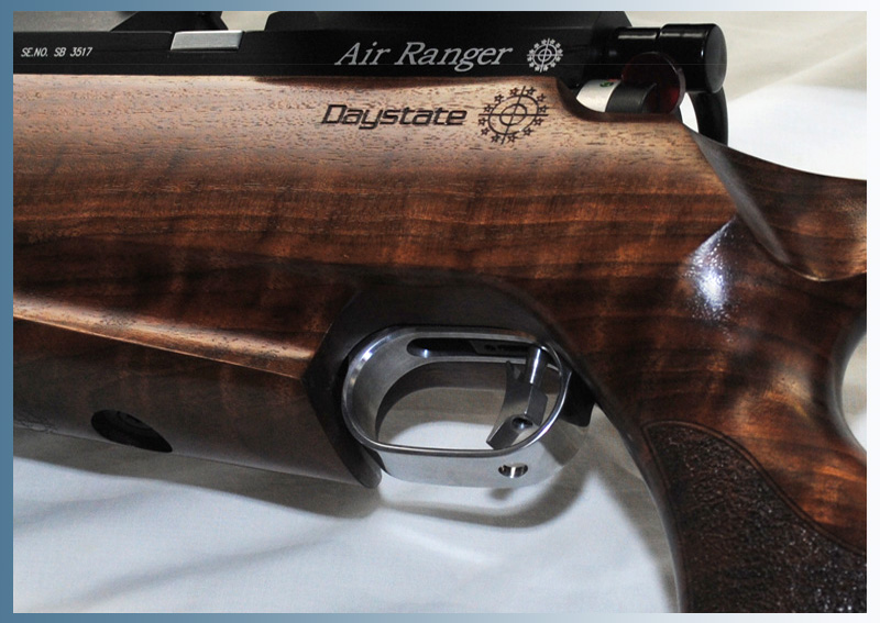 Daystate Natural Aluminium Trigger Guard