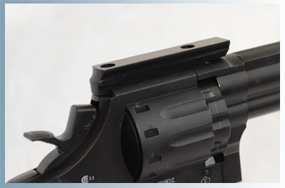 Umarex Revolver scope mount