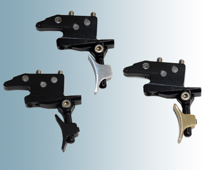 Adjustable Triggers for Walther LGU & LGV.